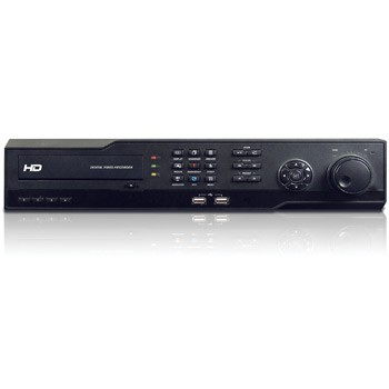 HD-SDI 4ch 1TB DVR 25fps @ 1080P