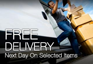 Free Delivery Next Day on selected items