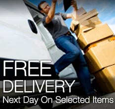 Free UK Delivery On All Orders - Next Day On Selected Items - Find Out More